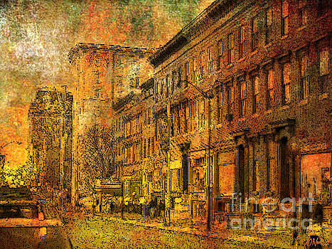 Walter Oliver Neal - N. Charles Street In Baltimore City