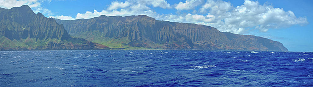 Na Pali Coast by Megan Martens
