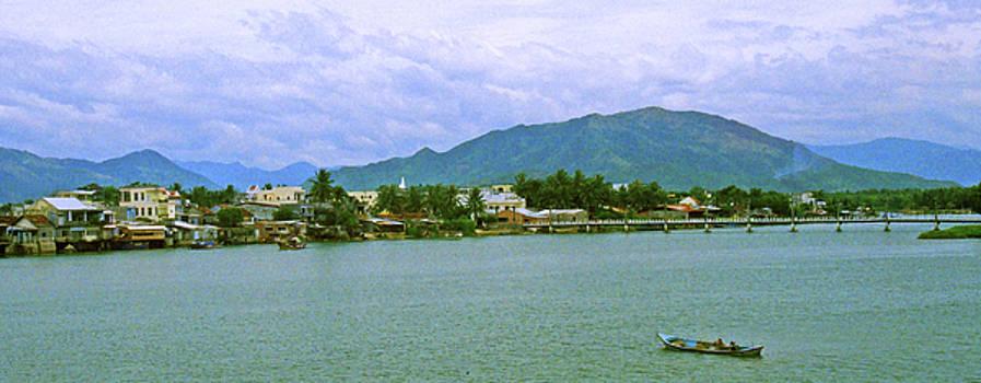 Na Trang, Vietnam And The Cai River by Rich Walter