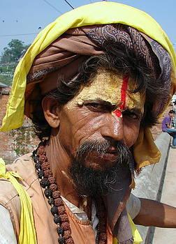 Anand Swaroop Manchiraju - NAGA IN NEPAL
