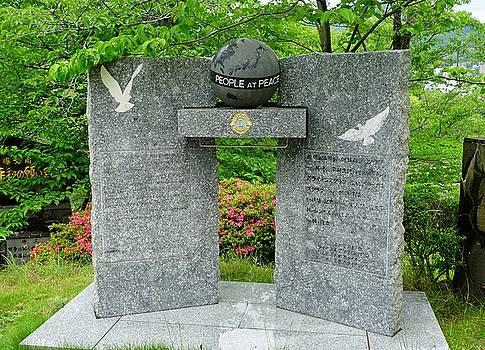 Robert Meyers-Lussier - Nagasaki Peace Park Study 10