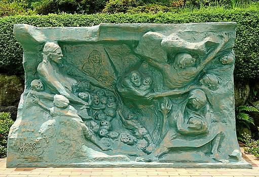 Robert Meyers-Lussier - Nagasaki Peace Park Study 7