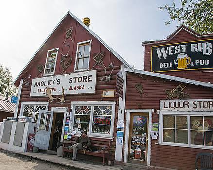 Allan Levin - Nagleys Store Talkeetna Alaska
