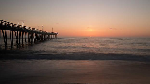 Nags Head Sunrise by Jack Nevitt