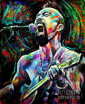 Nahko by Robyn Chance
