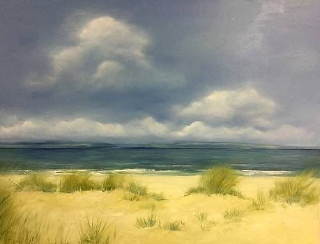 Nairn Beach by Fiona Jack