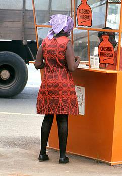 Nairobi Lottery by Erik Falkensteen