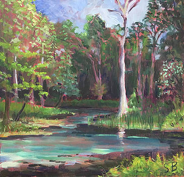 Naked Spring by Stacey Breheny
