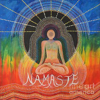 Namaste' by Deborha Kerr