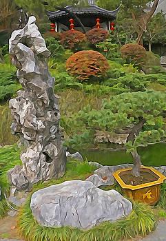 Dennis Cox - Nanjing Garden