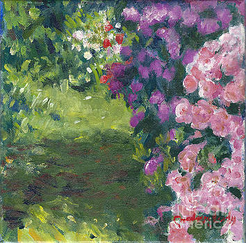 Nantucket Rhodies by Candace Lovely
