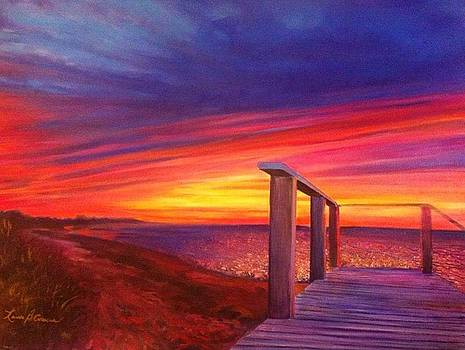 Nantucket Sky by Laura Balboni Craciun