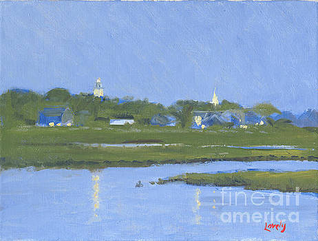 Nantucket Twilight by Candace Lovely