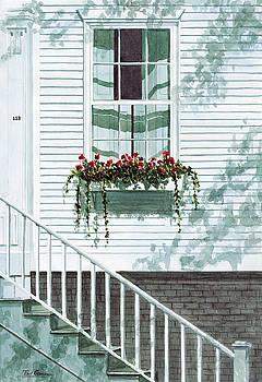 Nantucket Window by Paul Gardner