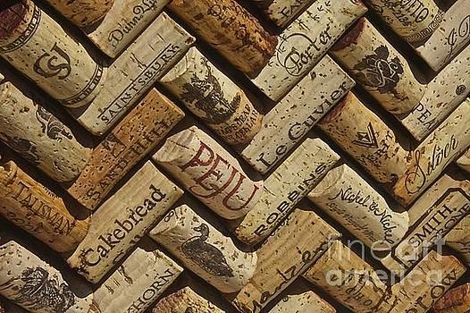 Napa Wine Coks by Anthony Jones