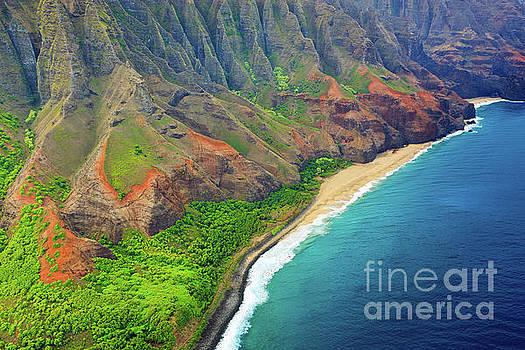 Napali Coast - Kauai by Henk Meijer Photography