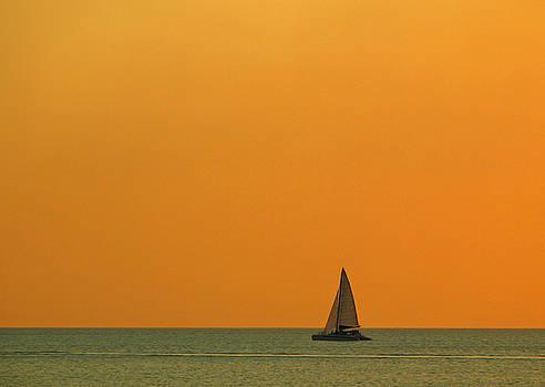 Juergen Roth - Naples Sunset