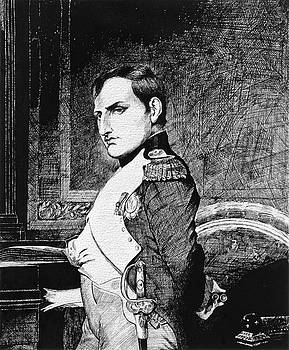 Napolean Bonaparte by David Lloyd Glover