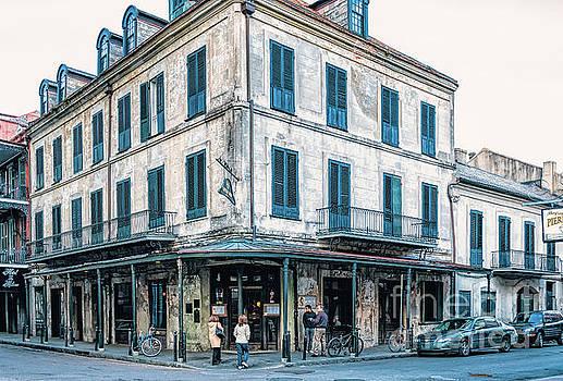 Kathleen K Parker - Napoleon House - NOLA