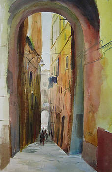 Napoli by Mimi Boothby