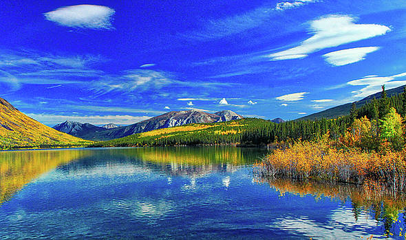 Marv Russell - Nares Lake