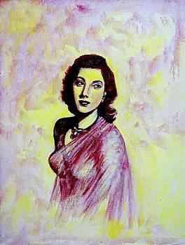 Usha Shantharam - Nargis