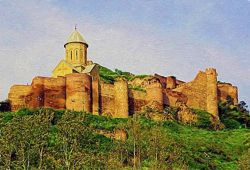 Dennis Cox Photo Explorer - Narikala Castle