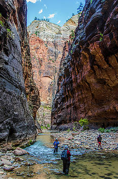 Narrows by Jim Cook