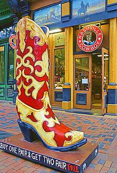 Dennis Cox - Nashville Boots