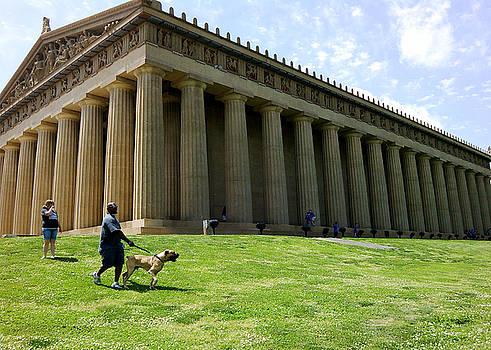 Zau - Nashville Parthenon