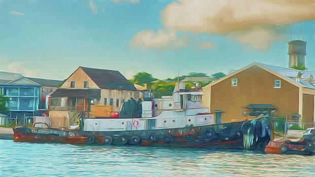 Mick Burkey - Nassau Tug
