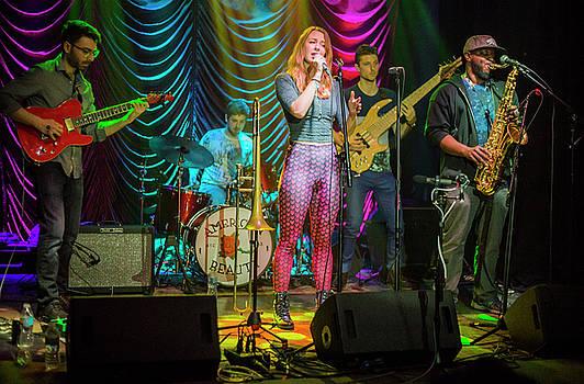 Natalie Cressman Band by Chris Capaci