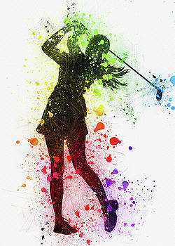 Natalie Gulbis by Don Kuing