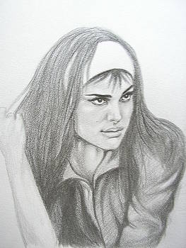 Natalie Portman - Vogue potoshoot by Victoriya Kot