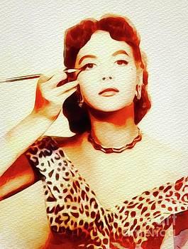 John Springfield - Natalie Wood, Vintage Movie Star