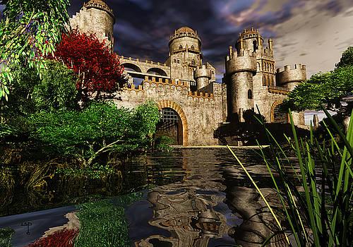 Natalie's Castle by Steven Palmer