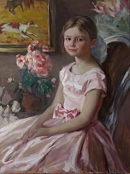 Natasha by Korobkin Anatoly