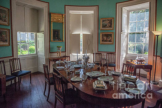 Dale Powell - Nathaniel Russell Dining Room