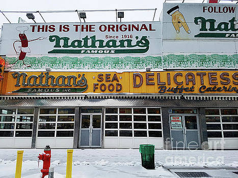 Nathan's Famous by Mary Capriole