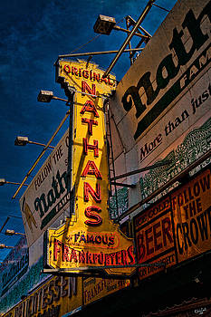 Chris Lord - Nathans Famous Original Frankfurters