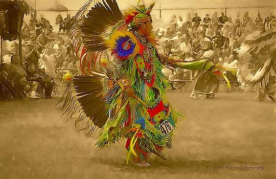 National Championship Pow Wow - Grand Prairie, Tx by Dyle Warren