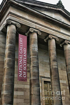 Chuck Kuhn - National Gallery of Scotland