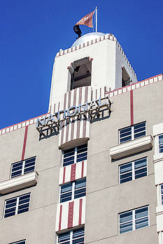 National Hotel - South Beach by Art Block Collections