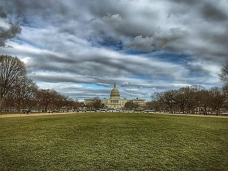 National Mall by Chris Montcalmo