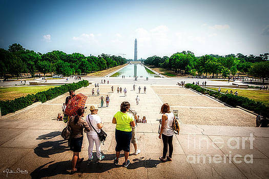 National Mall by Julian Starks