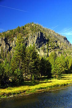 Marty Koch - National Park Mountain