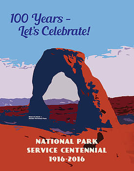 100 Years, National Park Service Centennial by Chuck Mountain