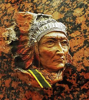Native American by Bruce Iorio