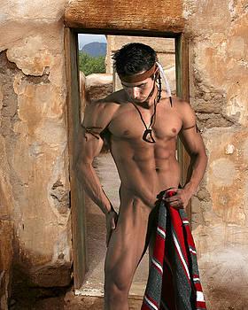 Native American II by Dan Nelson
