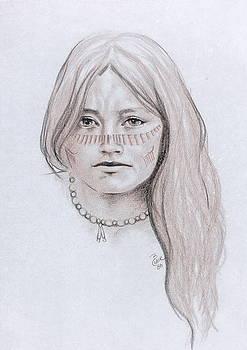 Barbara Keith - Native American Maiden
